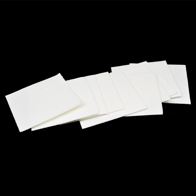 Wholesale pieces fiber paper microwave kiln DIY jewelry kiln paper
