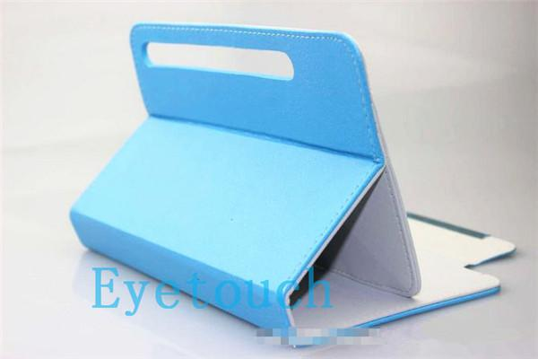 Cheap PU Tablet PC Cover for 8inch MINI IPAD Tablet PC MID Universal Adjustable Leather Case Holster Cheap New Product Free Shipping