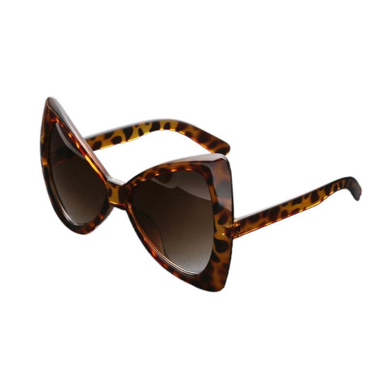 Descuento gafas de diseño fresco Las mujeres frescas estupendas de las gafas de sol del triángulo de la resina / ABS de Wholesale-2015 califican a las muchachas retras de la manera de los vidrios de la vendimia de la alta calidad del diseñador