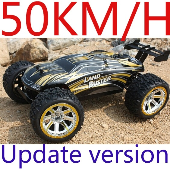 Wholesale 4WD Scale Electric RC Car WD High Speed Remote Controlled Off Road Cars moster truck