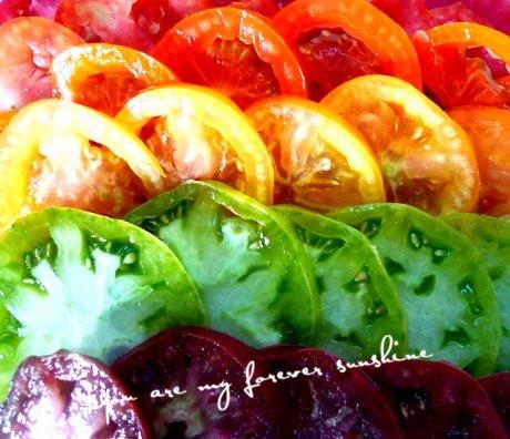 beefsteak tomato seeds - Heirloom Mixed Beefsteak Tomato Seeds Vegetable Edible Landscaping Eat Your Beautiful Yard