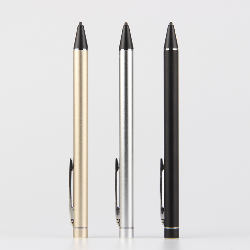 android active pen - Rechargeable Fine Point Active Stylus Pen for iPad iPhone Most Android Tablets and Smartphones