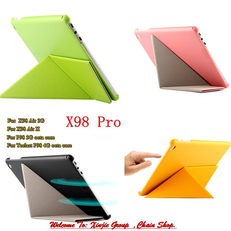 air core transformer - PU Leather Transformers Case Protective Cover For Teclast P98 g G Octa Core X98 AIR G AIR II X98 Pro