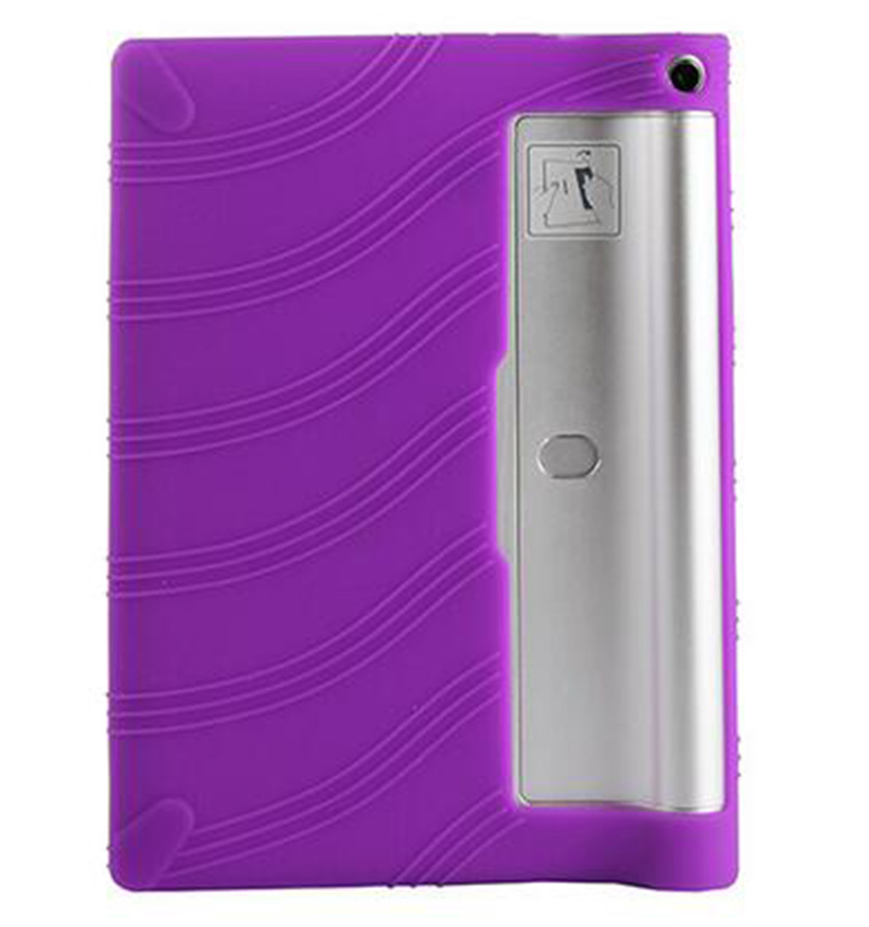 Wholesale For Lenovo YOGA Tablet2 Tablet F inch Stylus Soft Silicon Rubber Backup Protective Sleeve Shell Case Cover