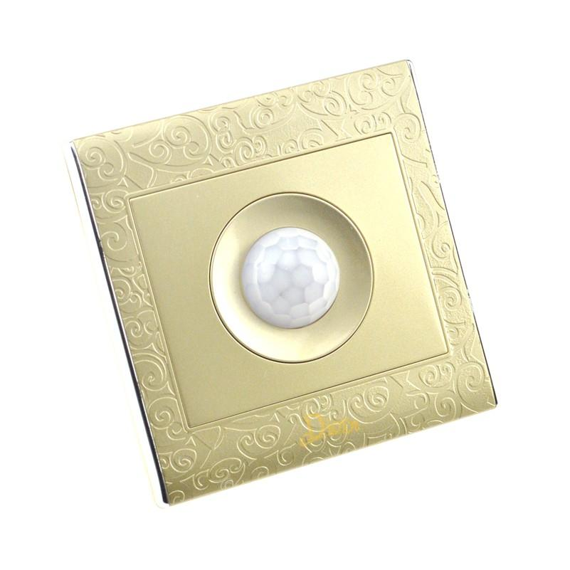 Wholesale High Quality LED Light PIR Infrared Motion Sensor Human Body Induction Save Energy Motion Automat