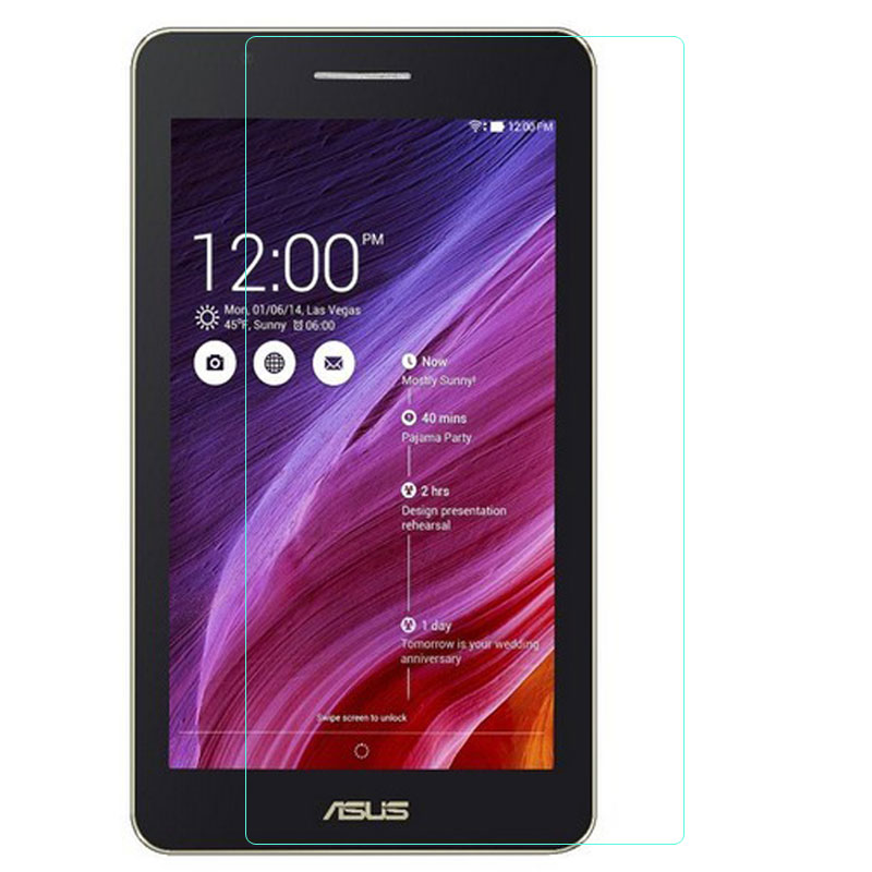 Wholesale HD Tempered Glass Screen Protector Film For Asus Fonepad FE171 FE171MG inch Tablet PC Anti Shatter Protective Glass Film