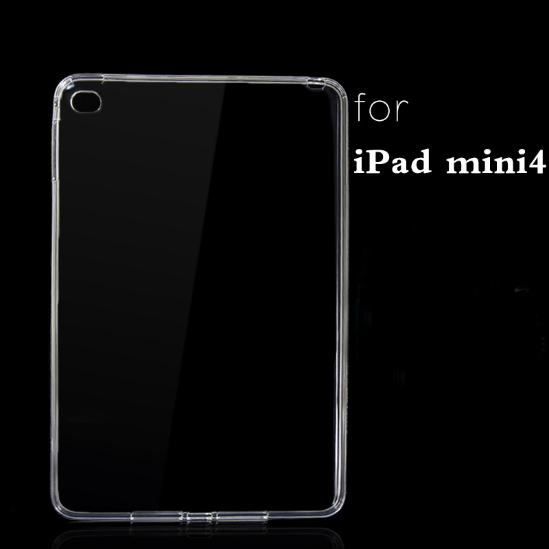 apple info - For ipad mini4 Case Ultra Slim Soft TPU Case for Apple ipad mini Silicone Back Cover Case for ipad mini tracking info