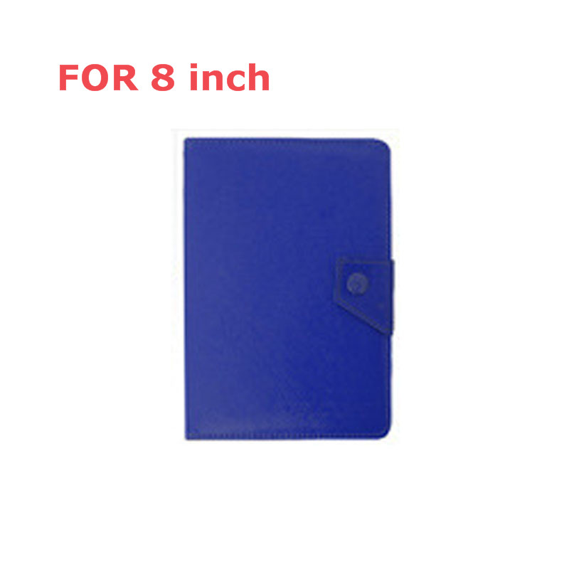 Wholesale Cover For Quad - For GoGen TA 8500 QUAD 7.85 inch Universal Tablet PU Leather Magnetic Cover Case 2 Gifts Free Shipping