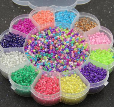 acrylic cube box - P1 BMA018 Mixed Kids Beads with Box Hot DIY Bracelet Plastic Acrylic Bead Kit Accessories Girl Toys Beads for Children BMA018