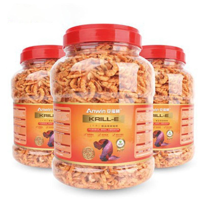 Wholesale 1L Package Of Feeding Tropical Fish Feed Automatic Fish Feeder Ornamental fish feed