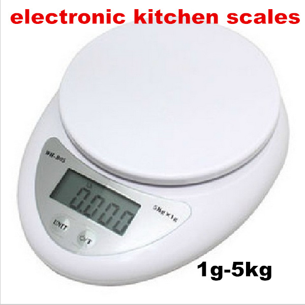 Wholesale Hot selling Brand new g kg Food Diet Postal Kitchen Digital Scale scales balance weight weighting electronic