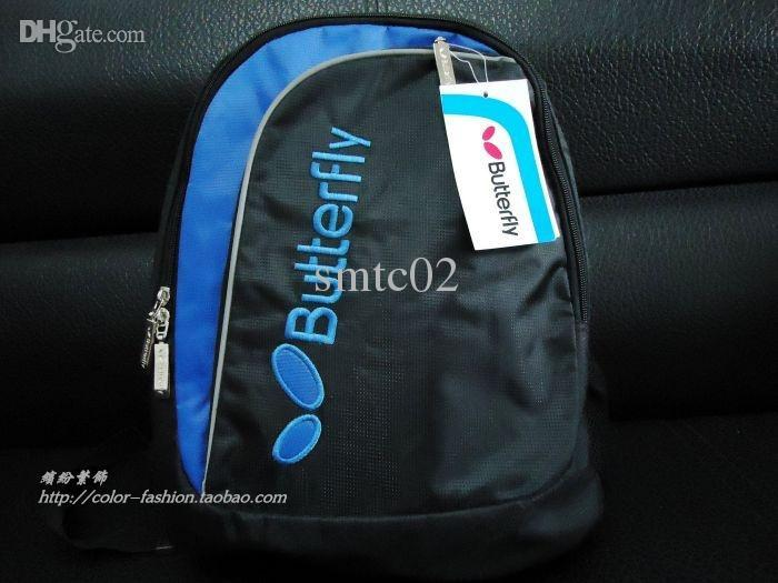 Wholesale men Butterfly Table Tennis Rackets bag male outdoor mountaineering backpacks men s travel sport bags