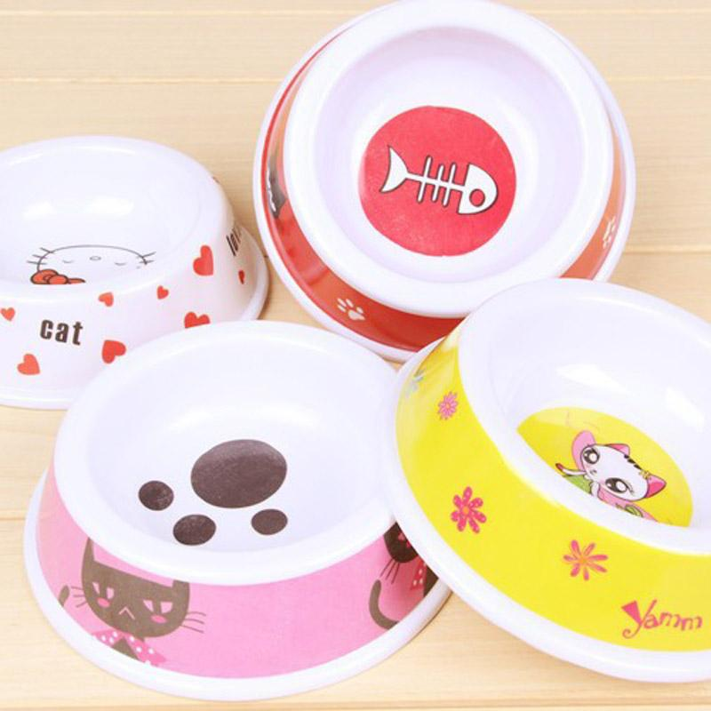 Wholesale 2016 Cat Supplies Pet Dogs Cats Bowl Melamine Material Environmental Protection High Temperature Resistant And Wear Re
