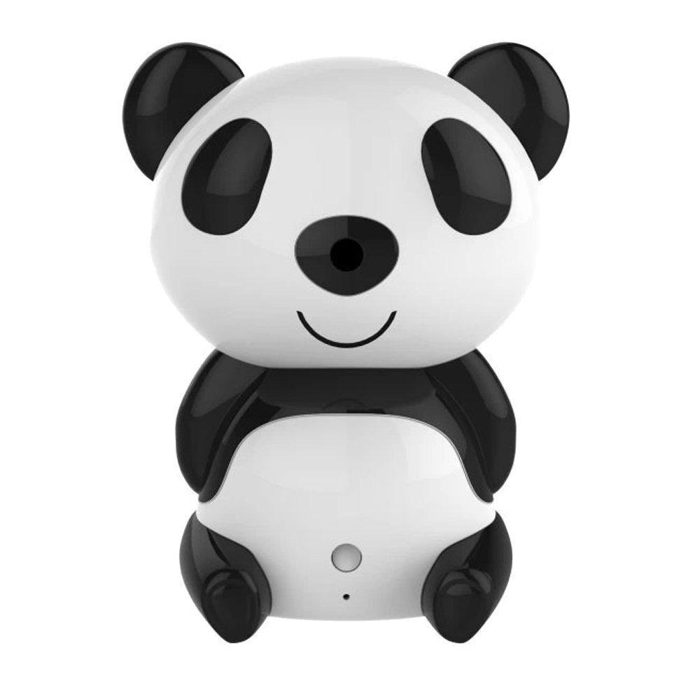 android com - Cute Panda wifi bebek telsizi HD P way Talk IR Night vision support Android iOS phone PC baba electronics com camera monitor fetal