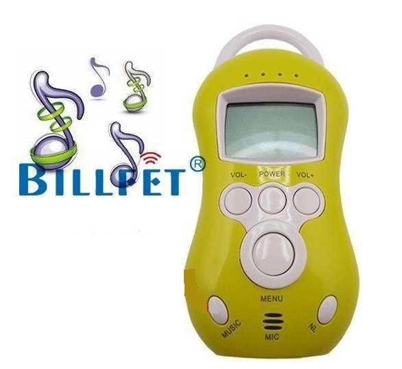 baby light display - New radio babysitter baby monitor Temperature monitor Lullabies Intercom IR Night light baby security detector fetal doppler