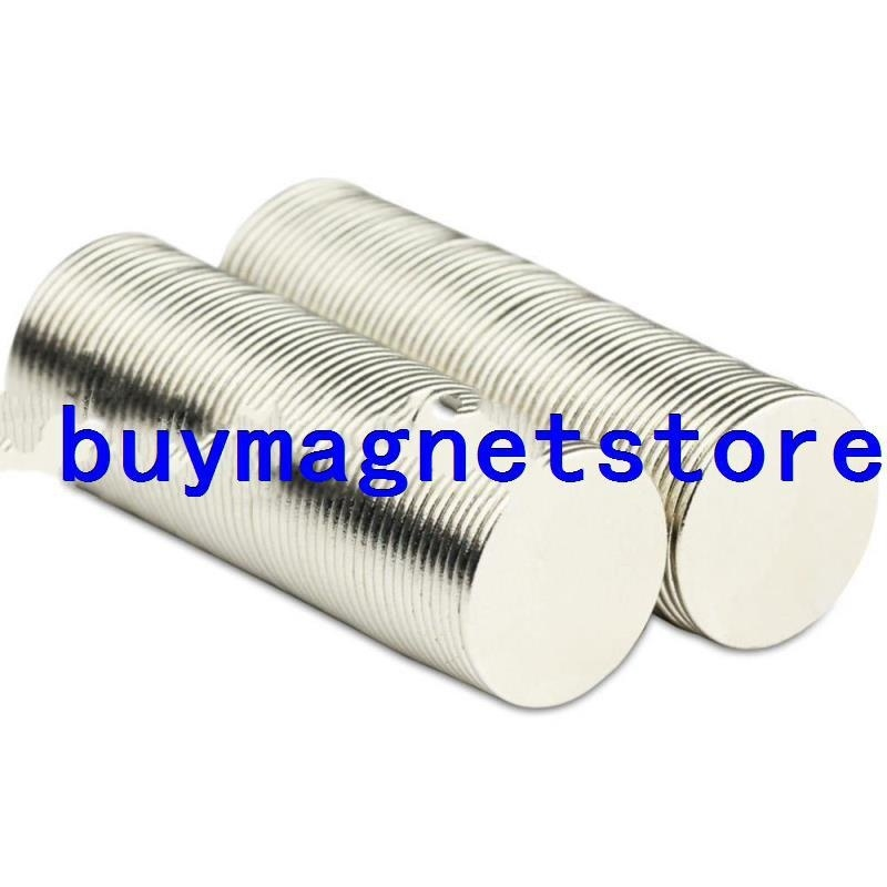 Wholesale 10pcs mm x mm N50 Grade Small Disc Round Cylinder Rare Earth Neodymium Magnets magnets