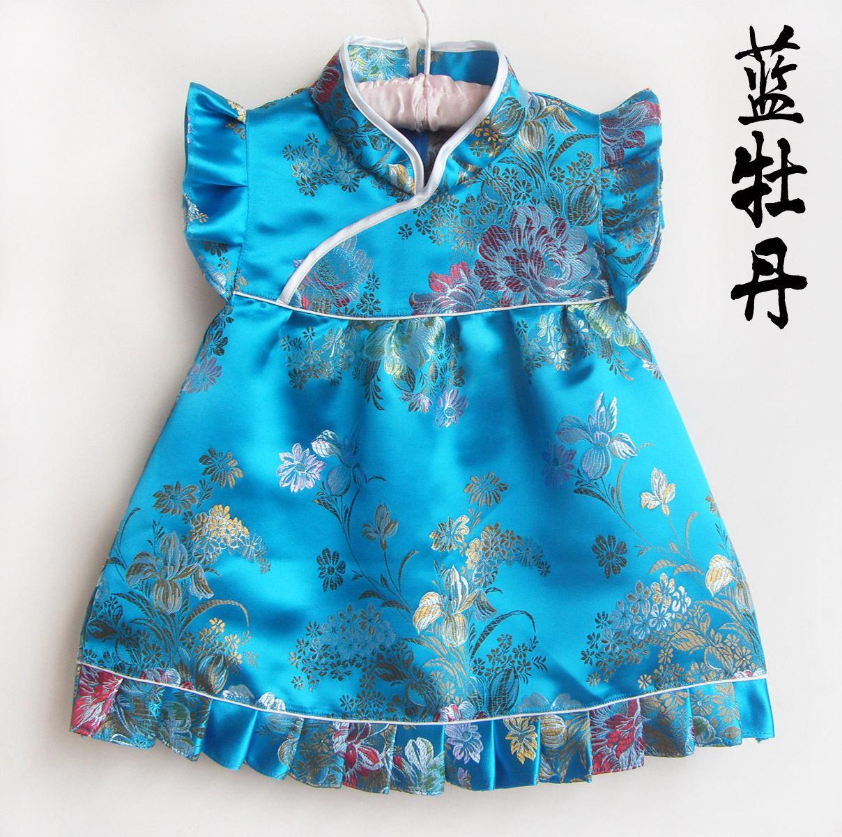 Платье на годовалую девочку своими руками