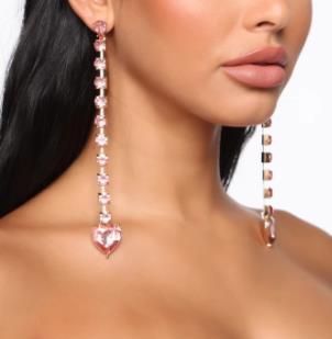 Light Hearted Earrings