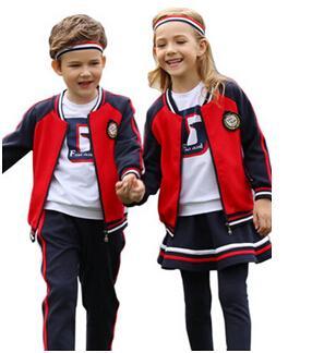 儿童运动户外套装