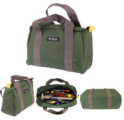 Multifunction Waterproof Oxford Canvas Hand Tool Storage Carry Bags