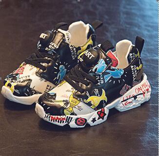 儿童休闲鞋外贸出口选品推荐