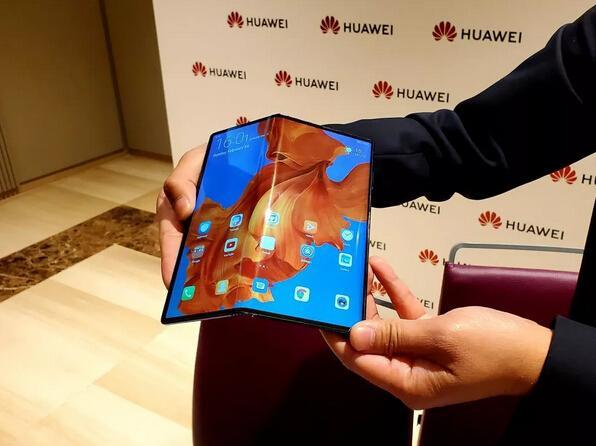 华为HUAWEI MATE X 5G手机