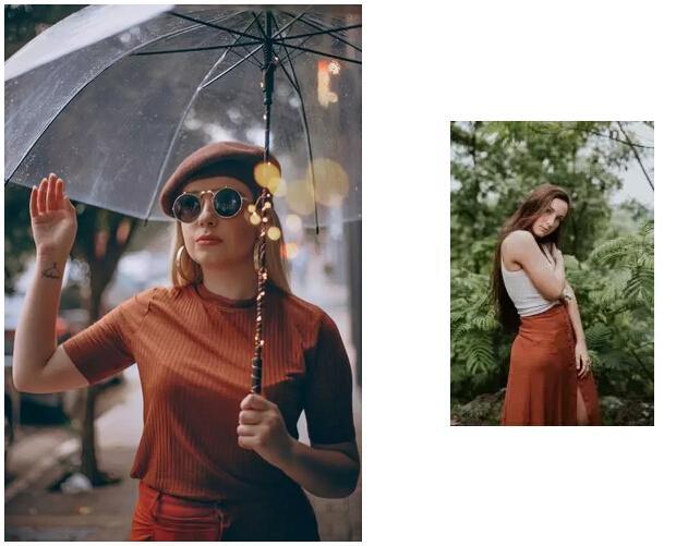 2019年春夏服装流行趋势大地色