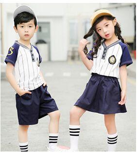 儿童夏季运动户外套装