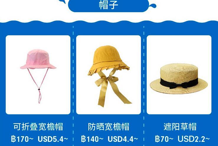 遮阳帽跨境出口电商市场