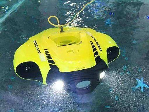 水下无人机跨境出口电商市场