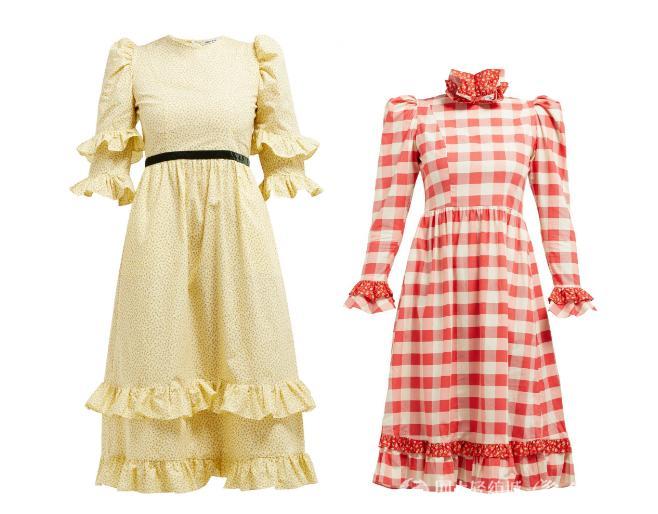 女士裙装出口草原裙出口