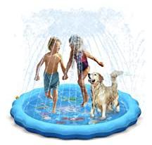 儿童嬉水玩耍游戏垫