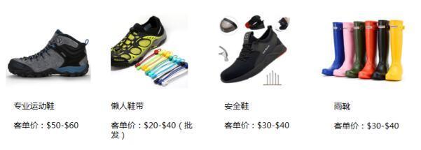 专业运动鞋、摩托车鞋、鞋配件