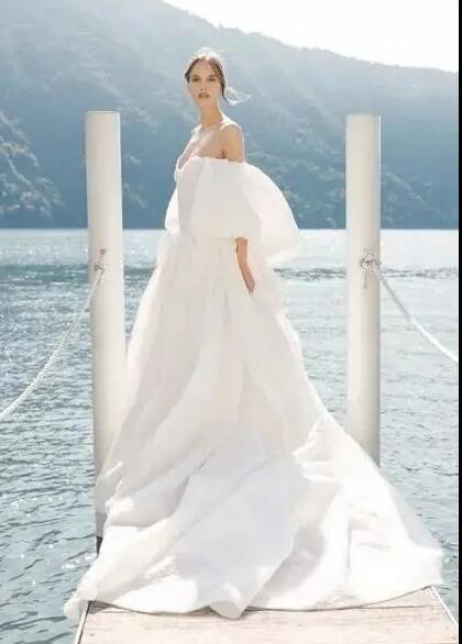 2020年婚纱流行趋势分享