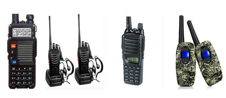 双向无线电对讲机2-Way Radios