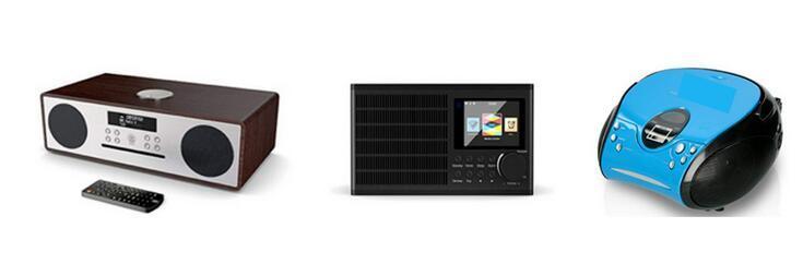 收音机Radios