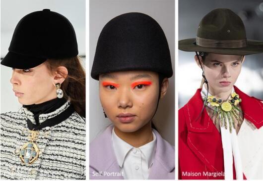 马术风格帽子