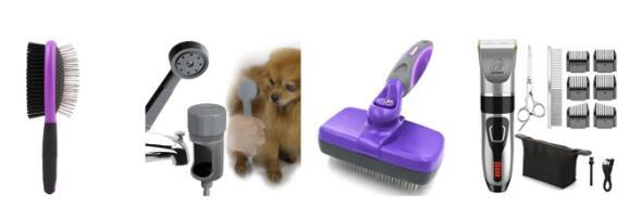 宠物美容产品