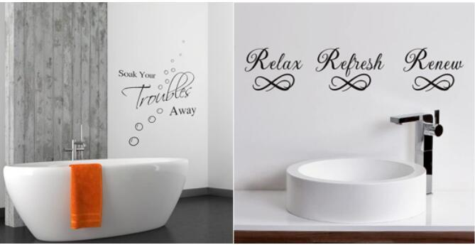 浴室贴纸类产品