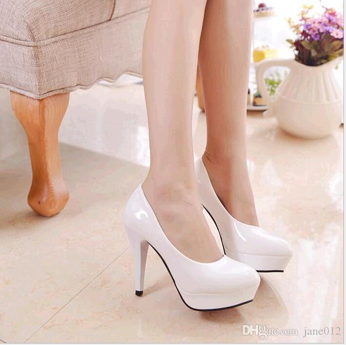 Ботинки белые 2015