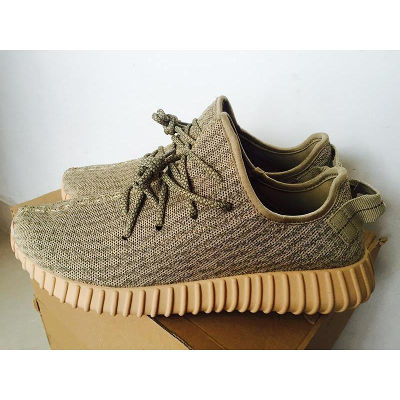 Yeezy Boost 350 Oxford Tan Fake