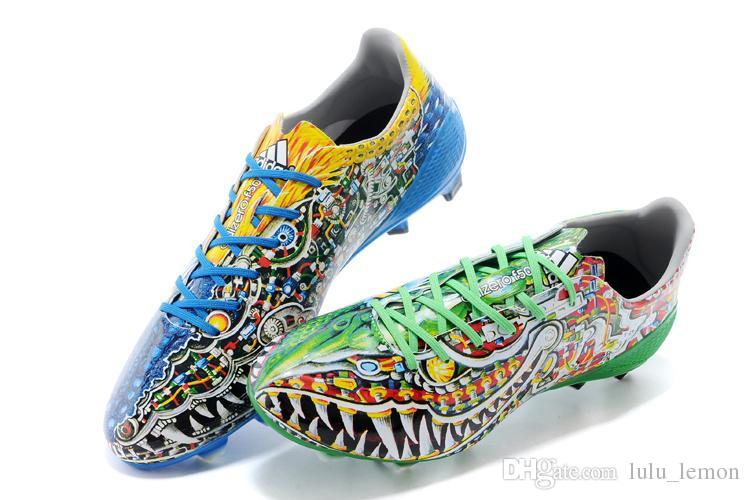 Wholesale 2015 Best Football Shoes FG F50 Yamamoto Soccer Shoes Men Soccer Cleats Outdoor FG Cheap Price Size 39-45eur, Free shipping, $53.95/Pair | DHgate