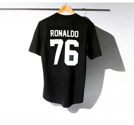 Wholesale-Free Shipping Mens t shirts Fashion 2015 Summer BALR. Men T-shirt 100% Cotton Football Star Number Shirt Sport Tee Shirts XS-XXL