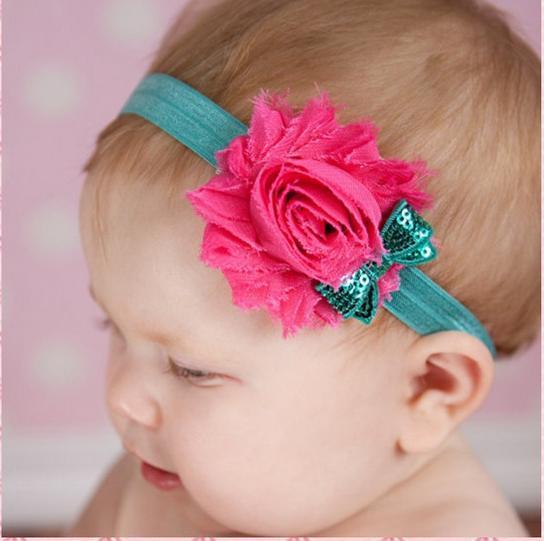 Diademas para bebes recien nacidos for Diademas de tela para el cabello