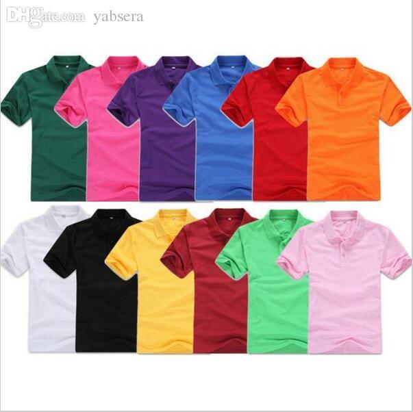 Wholesale-2016 Big horse brand tee polos shirt men shirts short sleeve casual style masculina camisetas sportswear for ralp me shirts #75