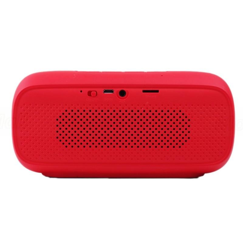 Douew D01 Portable Bluetooth Speakers Stereo Wireless Speakers Good Bass Dual Driver Full-range Sound HIFI 2000mAh