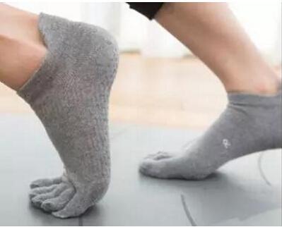 防滑五趾袜跨境出口电商