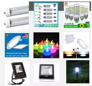 灯具行业热销品