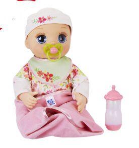 栩栩如生的婴儿娃娃