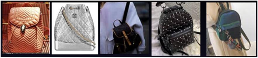 时尚双肩包外贸热销品